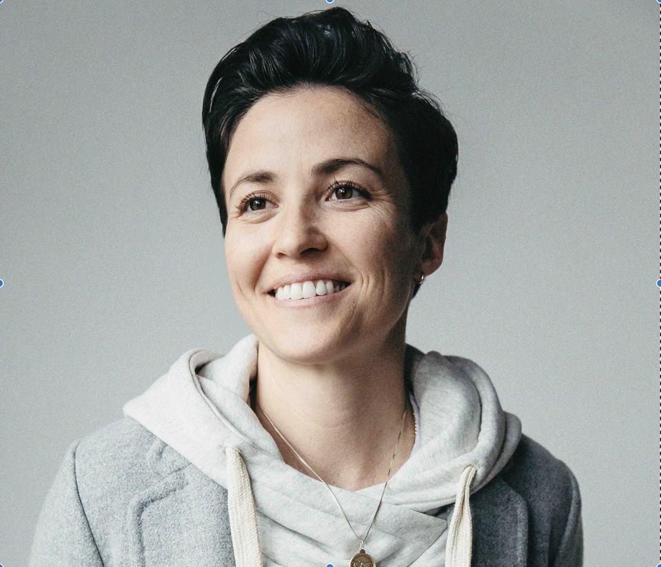 Rachel Rapino - CBD helps Athletes