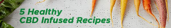 CBD-Infused Fall Recipes